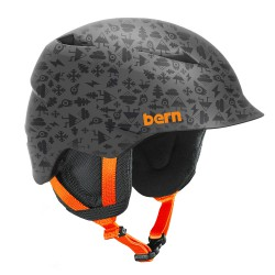 Bern Camino matte grey feature creature