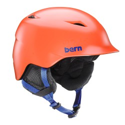 Bern Camino satin orange