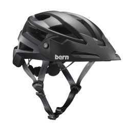 Bern Fl-1 Trail satin black
