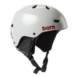 Bern Macon H2O satin light grey