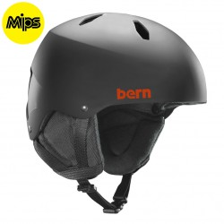 Bern Team Diablo Jr MIPS matte black