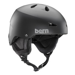 Bern Team Macon matte black