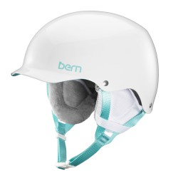 Bern Team Muse gloss white