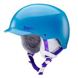 Bern Team Muse satin ocean blue