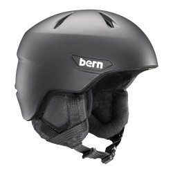 Bern Weston matte black