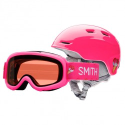 Smith Zoom Jr/sidekick Combo pink sugarcone