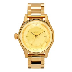 Nixon Facet 38 all gold