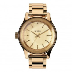 Nixon Facet all gold