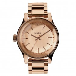 Nixon Facet all rose gold