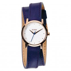 Nixon Kenzi Wrap cobalt/rose gold