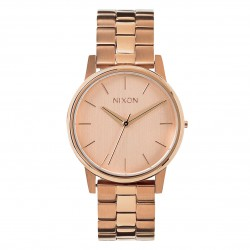 Nixon Small Kensington all rose gold
