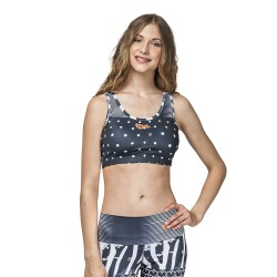 Horsefeathers Athletic Bra dots
