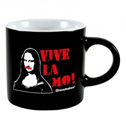 Horsefeathers Monalisa Cup black
