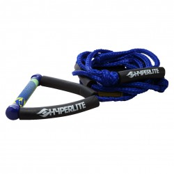 Hyperlite Surf Rope blue