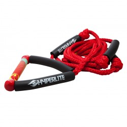 Hyperlite Surf Rope red