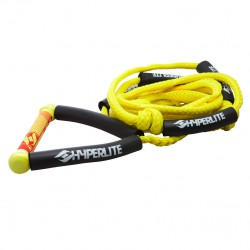 Hyperlite Surf Rope yellow