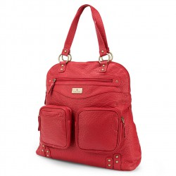 Volcom Indulge Carry All red