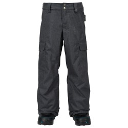 Burton Boys Exile Cargo denim