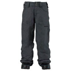 Burton Boys Twc Greenlight black denim