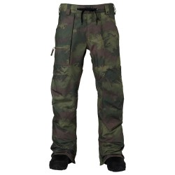 Burton Southside Slim oil camo