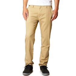 Fox Throttle Chino dark khaki
