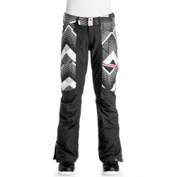 Roxy Cabin pop snow optic dot true black