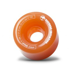 Arbor Bogart 61mm/78A ghost orange