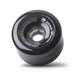 Arbor Outlook 70mm/78A ghost black