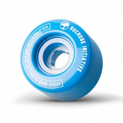 Arbor Spud 64mm/82A blue