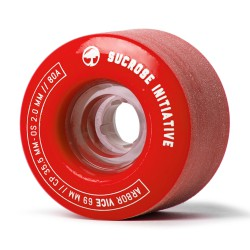Arbor Vice 69Mm/80A red