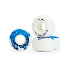Blood Orange Street Rounded 52mm/99A white/blue