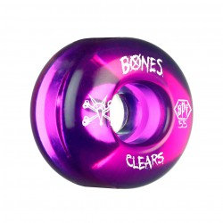 Bones Spf 55Mm/104A clear purple