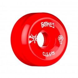 Bones Spf 56Mm/104A clear red