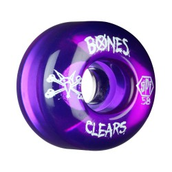 Bones Spf 58Mm/104A P2 clear purple