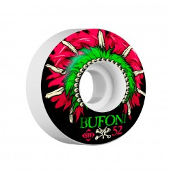 Bones Stf Bufoni Head Dress 52Mm/103A white