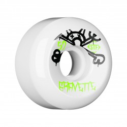Bones Stf Gravette Mad Chavo 52Mm/103A white