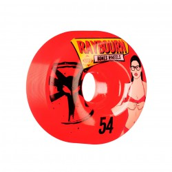 Bones Stf Raybourn Phoebe 54Mm/103A red