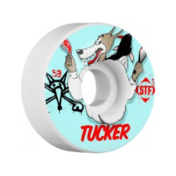 Bones Stf Tucker Wolfpack 53Mm/103A V1 white