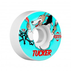 Bones Stf Tucker Wolfpack 53Mm/103A white