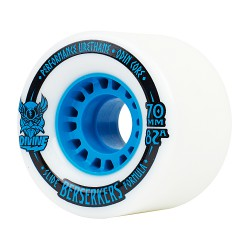 Divine Berserkers 70Mm/82A white/blue