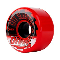 Divine City Slashers 64Mm/82A red