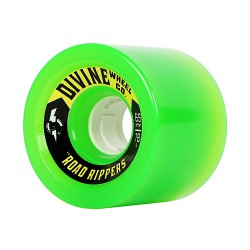 Divine Road Rippers 65mm/78A green