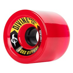 Divine Road Rippers 65mm/78A red