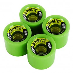 Divine Road Rippers 70mm/78A green
