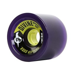 Divine Road Rippers 70mm/78A purple