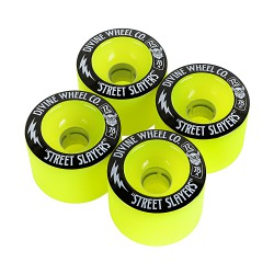 Divine Street Slayers 72mm/78A green