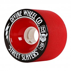 Divine Street Slayers red