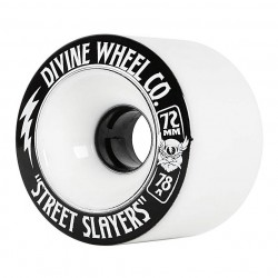 Divine Street Slayers white