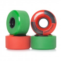 Goldcoast Vicious 57Mm/90A red & green