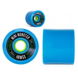 Hawgs Mini Monsters 70Mm/78A blue